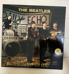LP THE BEATLES FROM US TO YOU THE SWINGIN' PIG RECORDS 3枚組