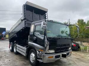 【1年車検付き】いすゞギガ ダンプ 年式平成12年式  型式:KC-CXZ82K2D 走行距離:70万km  最大積載量:9900kg