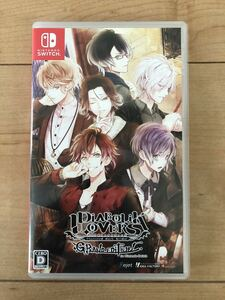 【Switch】 DIABOLIK LOVERS GRAND EDITION for Nintendo Switch [通常版]