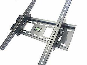 F-BOX テレビ 壁掛け 金具 26-55インチ型 モニター LED LCD 液晶テレビ対応 上下角度調節