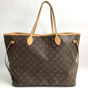 t)ルイ・ヴィトン LOUIS VUITTON モノグラム ネヴァーフルGM M40157 トートバッグ ブランド品 鞄 中古