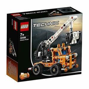 限定価格!レゴ(LEGO) テクニック 高所作業車 42088 知育玩具 ブロック おもちゃ 男の子5T0F