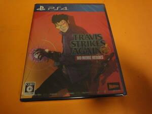 PS4 Travis Strikes Again: No More Heroes Complete Edition トラヴィス・ストライクス・アゲイン:ノーモア★ヒーローズ