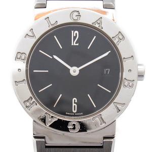 [即決] ブルガリ ブルガリ ブルガリ 腕時計 Bランクステンレススチール
