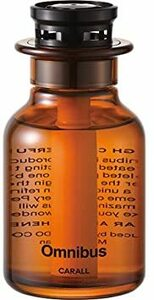 カーオール(CARALL) 車用芳香剤 オムニバス ラグジュアリ-アンバ- 160ml 3244