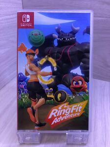 ゲームのみ!Nintendo Switch リングフィットアドベンチャー