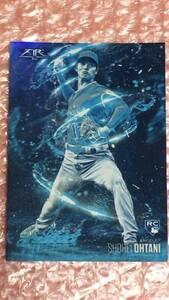 送料込即決 2018 Topps Fire Flame Throwers Blue Chips FT-13 Shohei Ohtani 大谷翔平 ブルーパラレル ルーキーイヤー 火の玉投手