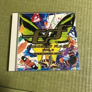 中古CD EUROBEAT FLASH VOL.3 NONSTOP MIX ダンス ディスコ
