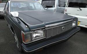 55 year * Crown *2800 Royal saloon *53958Km* delete document equipped * part removing car