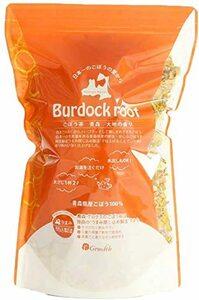 【キャッシュレス還元】日本一の生産地から直送・国産・無添加・ノンカフェイン 「青森ごぼう茶」 茶葉110g (約27