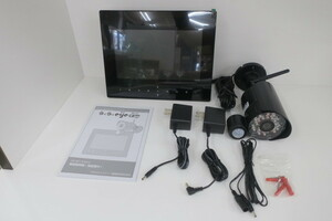 flat *3075 outdoors wireless camera set comfortably I can NS-9015WMS unused