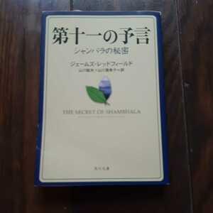 第11の予言 シャンバラの秘密 ジェームズレッドフィールド 山川紘矢 山川亜希子 角川文庫