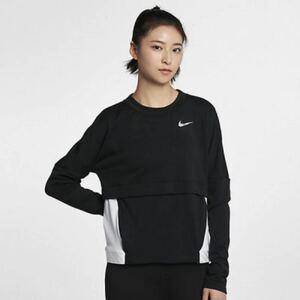 ナイキ スポーツウェア 長袖Tシャツ ブラック サーマスフィアトップ Dri-Fit AJ8672 NIKE