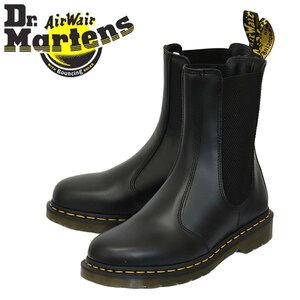 Dr.Martens (ドクターマーチン) 26964001 2976 HI チェルシーサイドゴア レザーブーツ BLACK UK7-約26.0cm