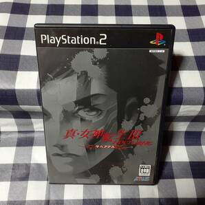 PS2送料無料☆真・女神転生Ⅲ NOCTURNE マニアクス