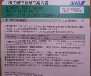 ANA 全日空 株主優待