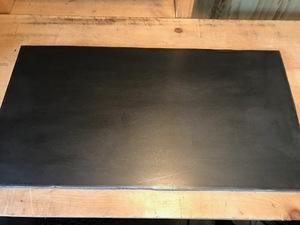 鉄板 厚み9ミリ×575ミリ×305ミリ 1枚