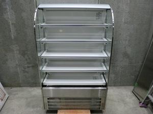 A2107 TOSHIBA 東芝 冷蔵ショーケース SF-313DP1-SAA オープンショーケース 業務用 中古 厨房 宇都宮