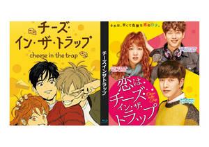 チーズインザトラップ Blu-ray版 (全16話)(1枚SET)《日本語字幕あり》