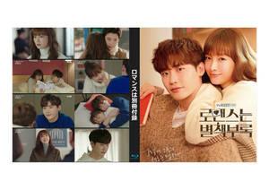 ロマンスは別冊付録 Blu-ray版 (全16話)《日本語字幕あり》 韓国ドラマ