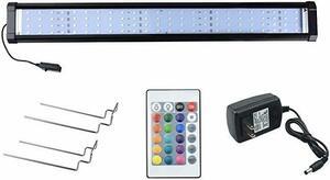 限定価格! 69cm 水槽ライト アクアリウムライト 水槽用 照明 16W 対応サイズ 70~93cm 観賞魚ライト M帯IRGT