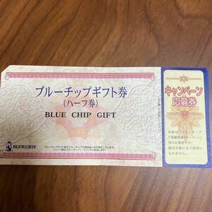 ブルーチップ ハーフ券 応募券 30枚