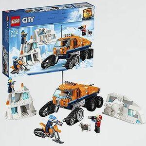 新品 未使用 北極探検 レゴ(LEGO)シティ 2-MB 男の子 車 パワフルトラック 60194 ブロック おもちゃ