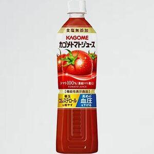 未使用 新品 トマトジュ-ス食塩無添加 カゴメ 1-PW スマ-トPET 720ml×15本[機能性表示食品]