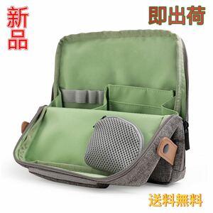 新品 収納バッグ インバッグ 小分け収納 ポーチ 立てる 大容量 多機能 軽量