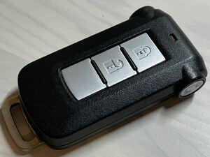 日産 デイズルークス 純正 スマートキー 4ボタン B21A キーレス 両側電動スライドドア キーフリー 三菱 EKスペース B11A デリカ パワスラ