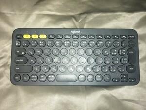 Logicool ロジクール K380 BK ワイヤレスキーボード ブラック