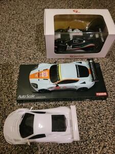 MINI-Z用プラボディー GL 488 GT3+ボディー2台
