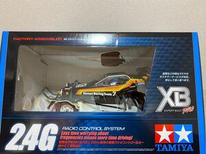 新品完成品 タミヤ 1/10 XBシリーズ 全て込セットXBホーネット 2.4GHz 完成品 売り切り