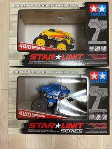 タミヤ 人気 コレクション価値あり 4WD 伝説モデル2点未開封新品セット 売り切り