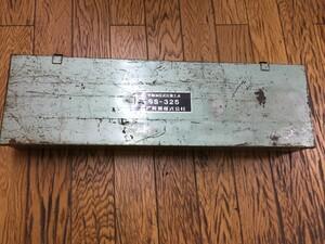 【中古品】★カクタス CACUTUS  手動式油圧圧着工具 SS-325 IT8Z7AS38GTO 902-T4206