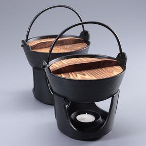 南部鉄鍋 鉄鍋 鍋 2個セット