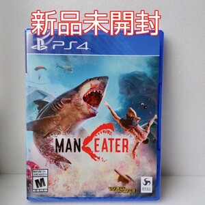 PS4 マンイーター 北米版 新品未開封