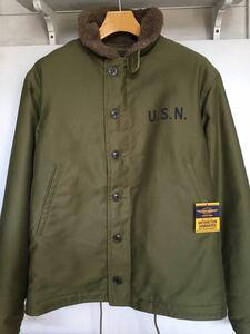 トイズマッコイN-1デッキジャケット
