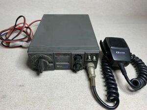 ☆ ICOM VHF TRANSCEIVER IC-250 アマチュア無線 マイク 無線機 通電のみ確認 ☆