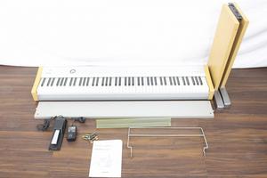【行董】CASIO カシオ PS-20 動作確認済 2002年製 電源コード フットペダル付き スピーカー内蔵 電子ピアノ 直接引き取り限定 AG000BOS10