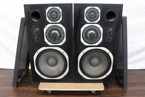 【行董】 CORAL X-VII 3WAYスピーカーシステム ペア コーラル オーディオ 音響機器 ※佐川2個口※ AZ175BOT72