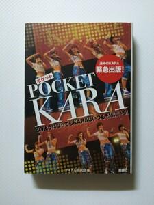 /写真集/KARA「POCKET KARA」アイドル写真集 アイドル研究会 鹿砦社 文庫写真集