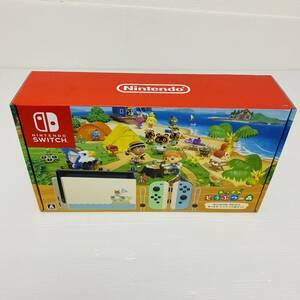 希少 レア 新品未使用 どうぶつの森セット Nintendo Switch ニンテンドースイッチ本体 任天堂