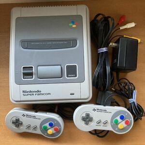 スーパーファミコン本体 1chip-02 Nintendo SHVC-001