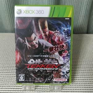 鉄拳タッグトーナメント2 Xbox360