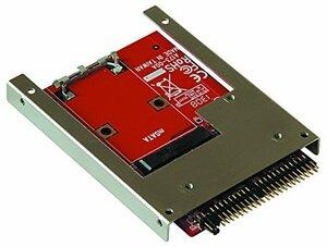 【全国送料無料】玄人志向 セレクトシリーズ mSATA SSD IDE変換アダプター KRHK-MSATA/I9