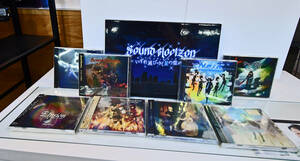 Sound Horizon ブルーレイ/DVD/CD 色々セット 相模原 ハロウィンと夜の物語 Roman イド 楽園への前奏曲 少年は剣を 他
