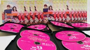 ウラチャチャ My Love 全16巻 レンタル版DVD 全巻セット 韓国ドラマ