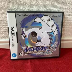 ポケットモンスター ソウルシルバー DSソフト ポケモン