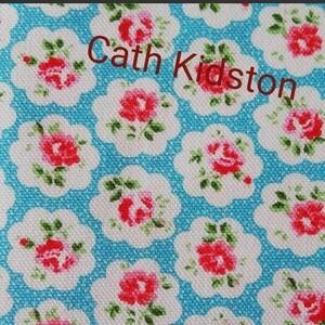 Cath Kidstonキャスキッドソン プロヴァンスローズ柄生地 新品